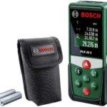 telemetre bosch PLR 30 C